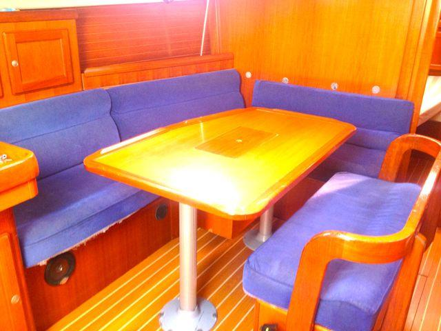 Discover Primorska  surroundings on this Dufour 36 Classic Dufour Yachts boat