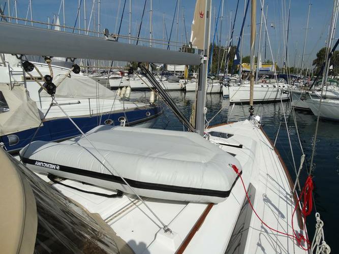 Boat for rent Dufour Yachts 36.0 feet in Marina Alimos (Kalamaki),