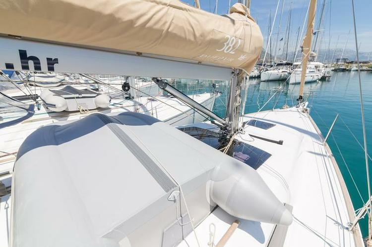 Boat for rent Dufour Yachts 36.0 feet in Marina Kastela, Kastela,