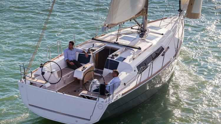 Dufour Yachts boat for rent in Zadar region