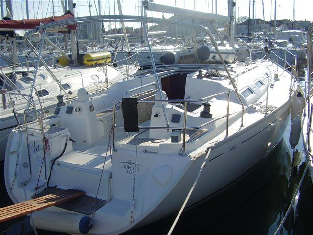 38.0 feet Dufour Yachts in great shape