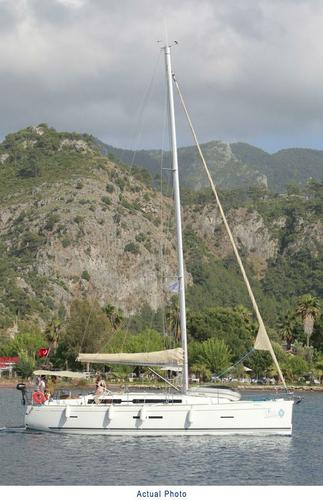 Boat for rent Dufour Yachts 39.0 feet in Aegean, Turkey