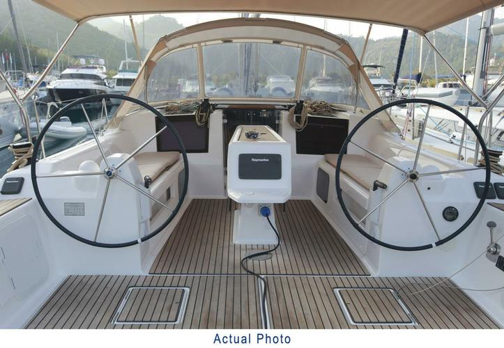 Dufour Yachts boat for rent in Aegean