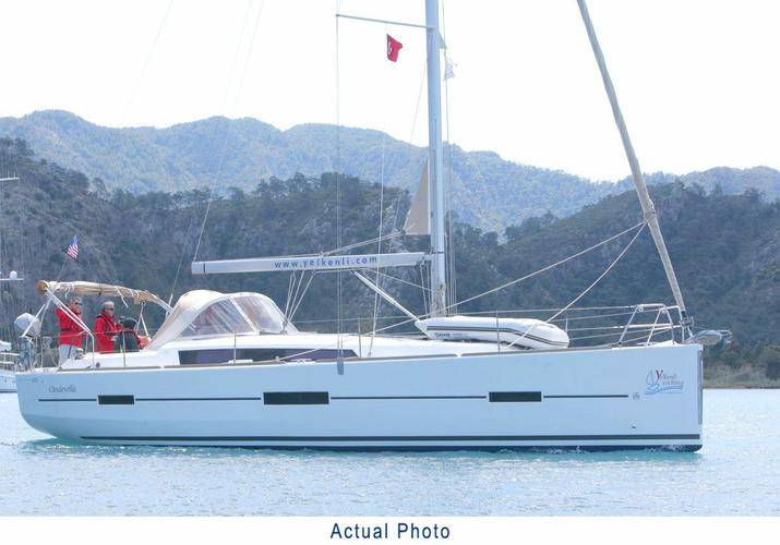 Boating is fun with a Dufour Yachts in Aegean