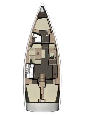 Dufour Yachts's 40.0 feet in Šibenik region