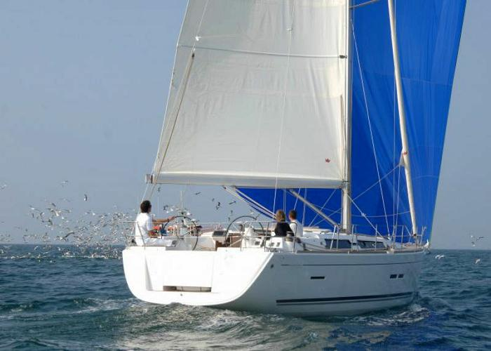 Dufour Yachts's 44.0 feet in Aegean