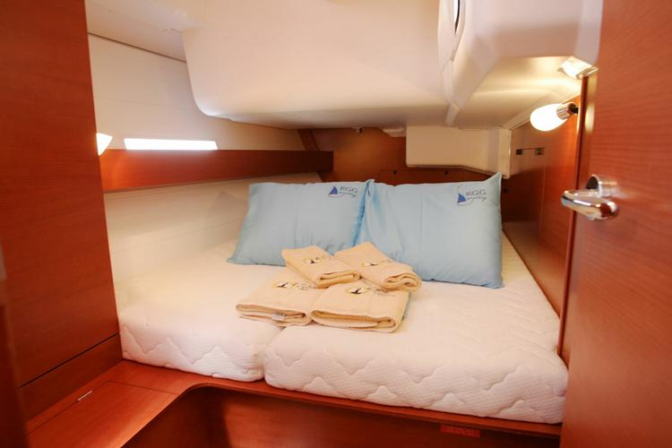 Boat for rent Dufour Yachts 44.0 feet in Aegean,