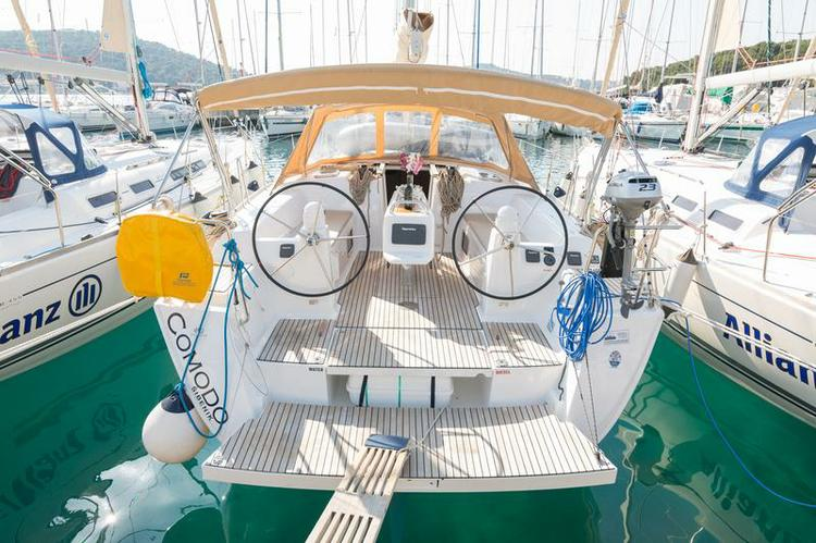 Unique experience on this beautiful Dufour Yachts Dufour 450 GL