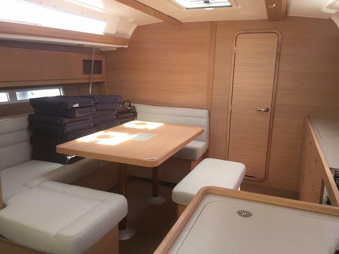 Boat for rent Dufour Yachts 44.0 feet in Zadar, Croatia