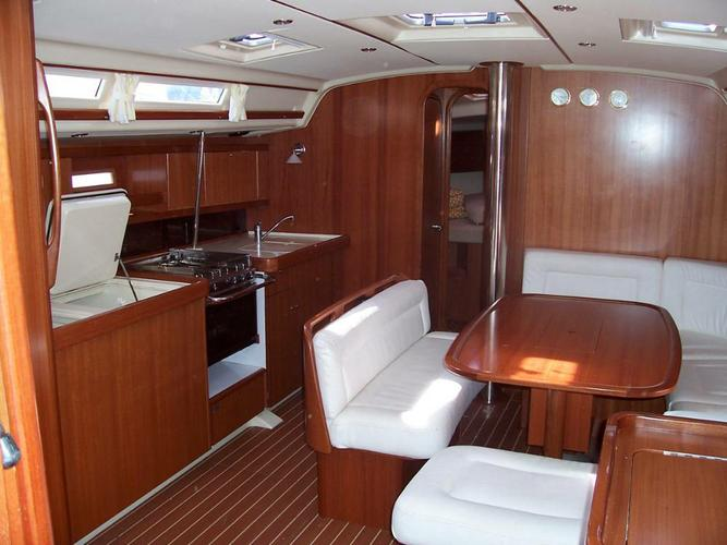 Boat for rent Dufour Yachts 45.0 feet in Campania, Italy
