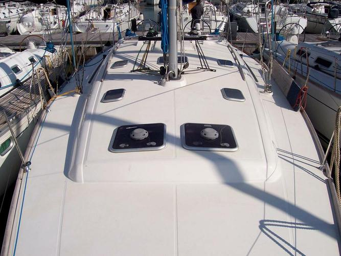 Dufour Yachts boat for rent in Campania