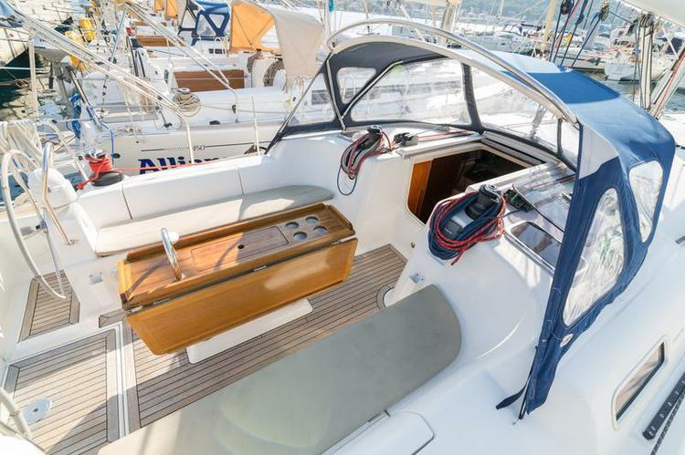 Boat for rent Dufour Yachts 45.0 feet in Marina Frapa, Rogoznica, Croatia
