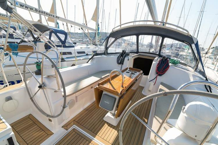 Dufour Yachts's 45.0 feet in Split region