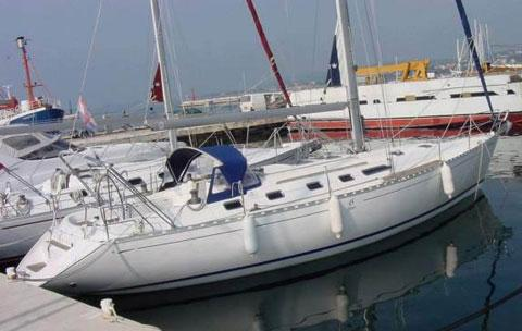 This 45.0' Dufour Yachts cand take up to 10 passengers around Zadar region