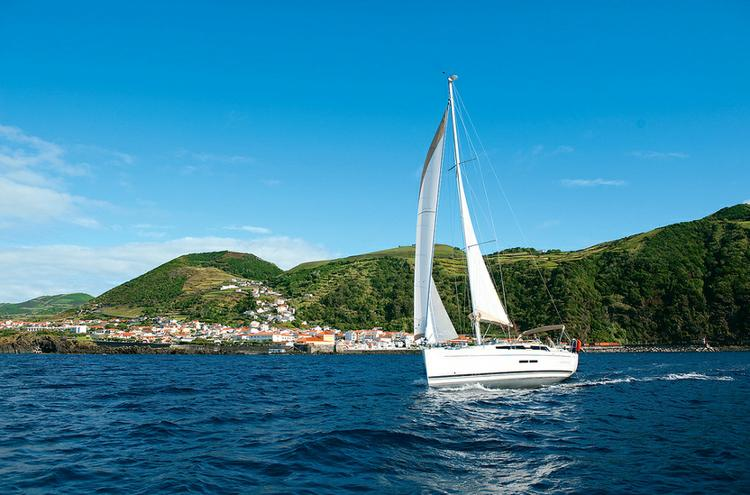 Discover Azores surroundings on this Dufour 485 GL Dufour Yachts boat