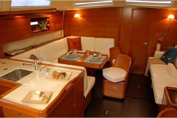 Dufour Yachts boat for rent in Azores
