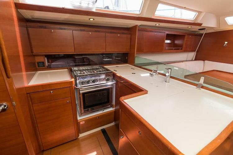 Boat for rent Dufour Yachts 48.0 feet in Marina Frapa, Rogoznica, Croatia
