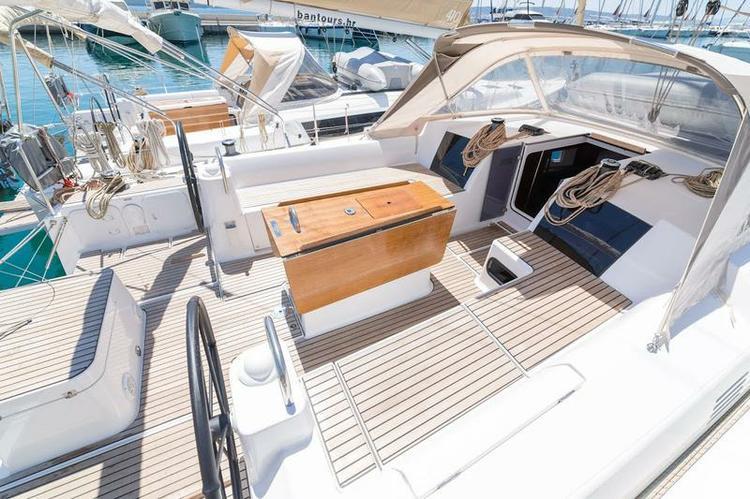 Boat for rent Dufour Yachts 48.0 feet in Marina Kastela, Kastela,