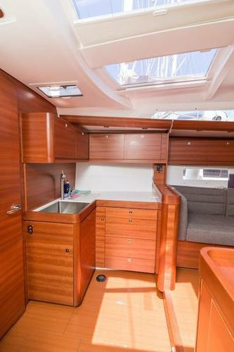 Discover Split region surroundings on this Dufour 500 GL Dufour Yachts boat