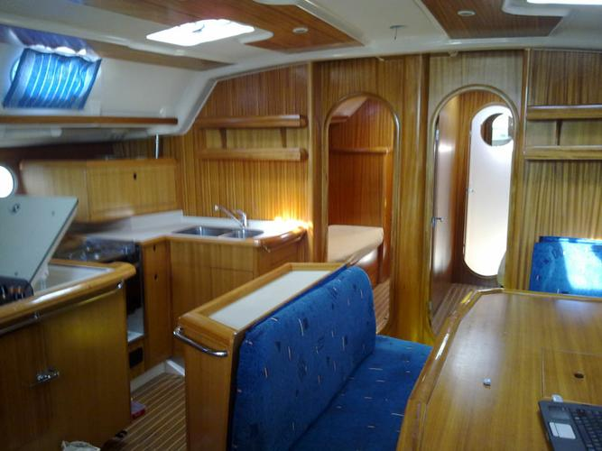 Discover Split region surroundings on this Gib Sea 51 Dufour Yachts boat