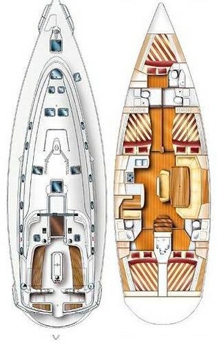 Dufour Yachts's 51.0 feet in Split region