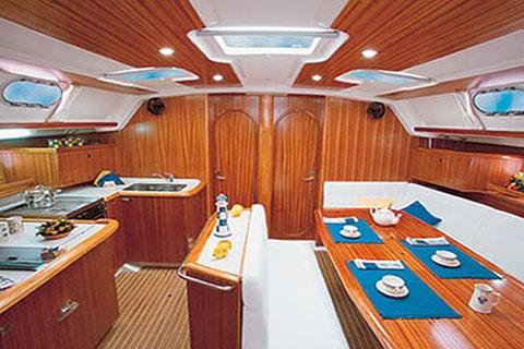 Boat for rent Dufour Yachts 51.0 feet in Marina Sangulin, Biograd, Croatia