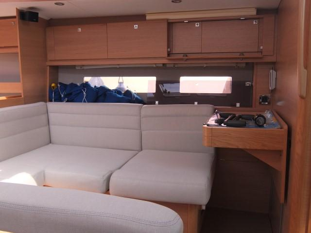 Discover Zadar region surroundings on this Dufour 560 GL Dufour Yachts boat