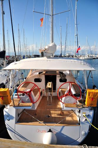 Enjoy Primorska  in style on our Elan Marine