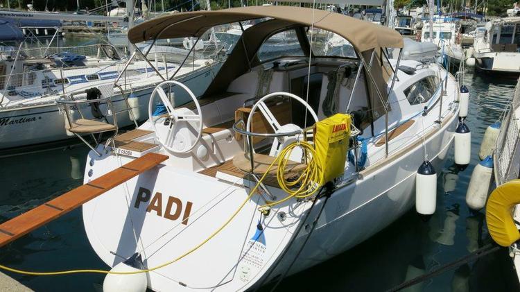 Boat for rent Elan Marine 32.0 feet in Marina Tankerkomerc, Zadar, Croatia