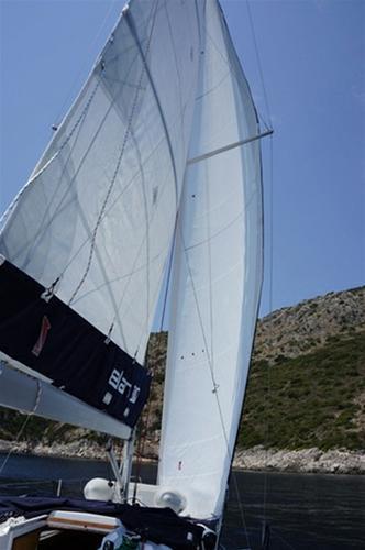Elan Marine boat for rent in Saronic Gulf