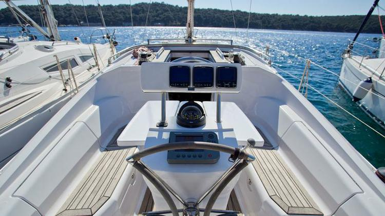 Boating is fun with a Elan Marine in Kvarner