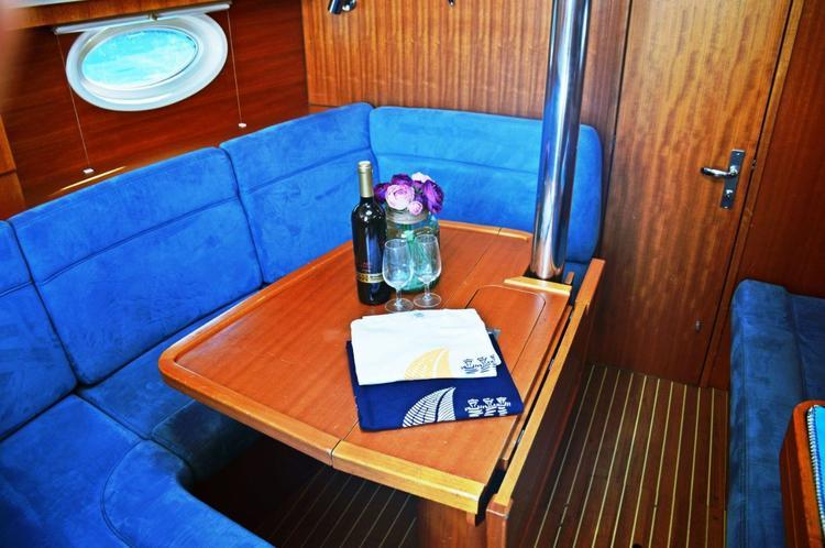 Boat for rent Elan Marine 34.0 feet in Marina Kastela, Kastela,