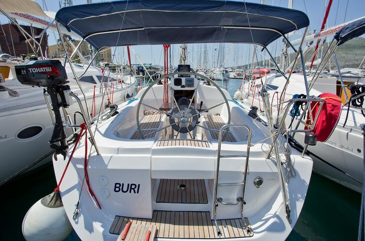 Boat for rent Elan Marine 34.0 feet in Marina Trogir - SCT,