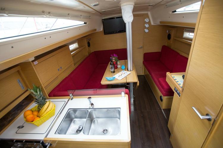 Boat for rent Elan Marine 34.0 feet in Marina Kornati, Biograd, Croatia