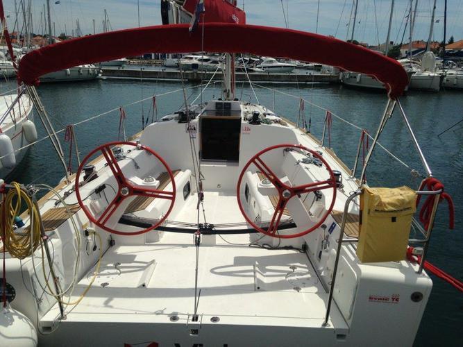 Boat for rent Elan Marine 34.0 feet in Marina Kornati, Biograd,