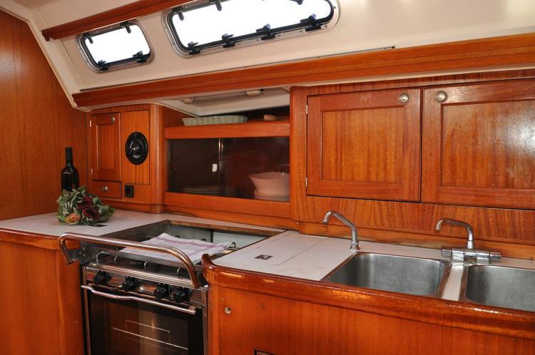 Boat for rent Elan Marine 35.0 feet in Marina Dalmacija, Sukosan,
