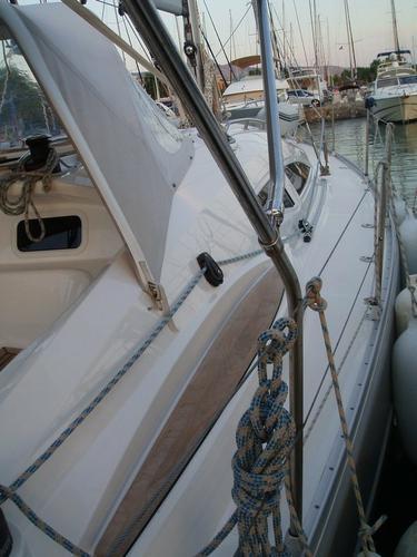 Elan Marine's 37.0 feet in Ionian Islands