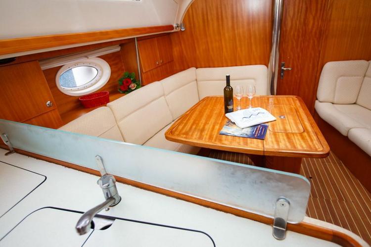 Boat for rent Elan Marine 37.0 feet in Marina Dalmacija, Sukosan,