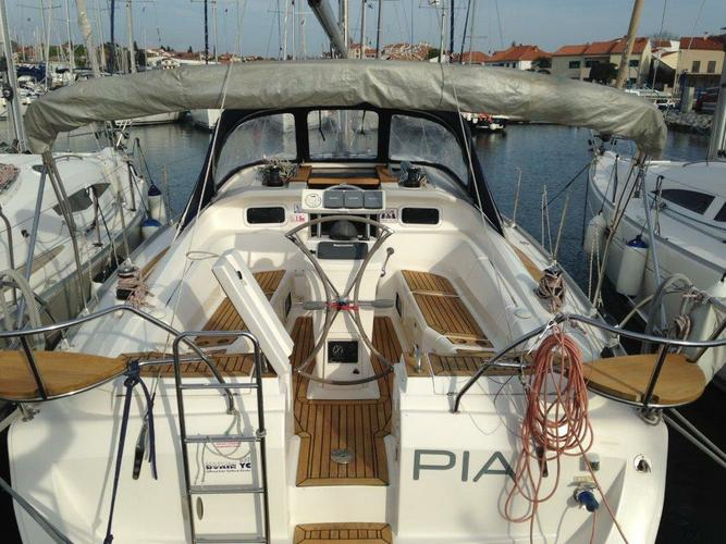 Take this Elan Marine Elan 384 Impression for a spin !