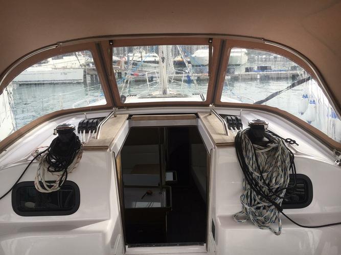 Boat for rent Elan Marine 39.0 feet in Marina Portorož,