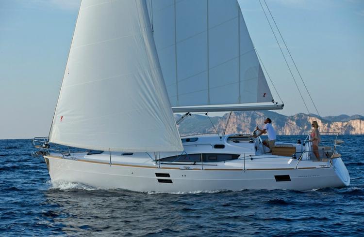 Boat for rent Elan Marine 39.0 feet in Marina Kastela, Kastela,