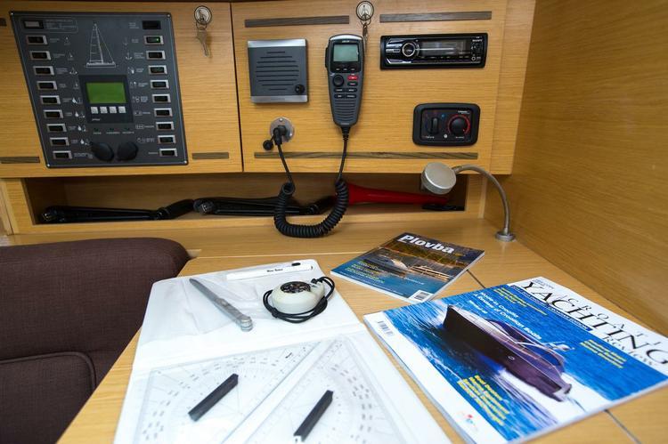 Boat for rent Elan Marine 39.0 feet in Marina Kornati, Biograd,