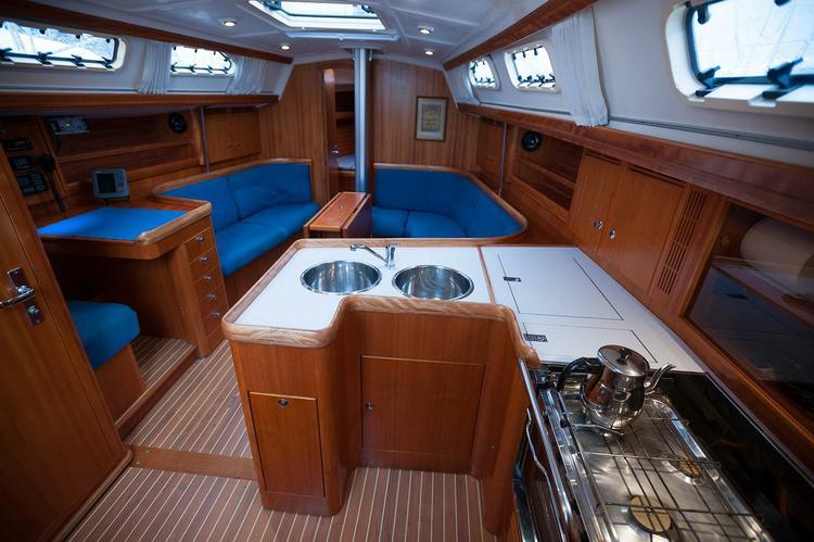 Boat for rent Elan Marine 40.0 feet in Macedonia, Greece
