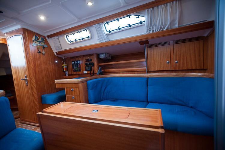Elan Marine boat for rent in Macedonia