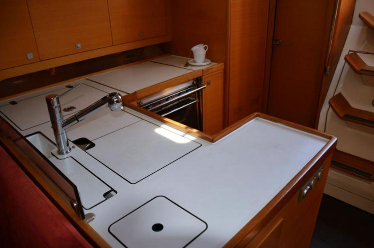 Discover Split region surroundings on this Elan 410 Elan Marine boat