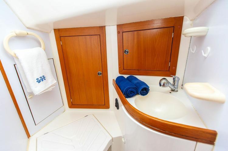 Boat for rent Elan Marine 40.0 feet in Marina Dalmacija, Sukosan, Croatia