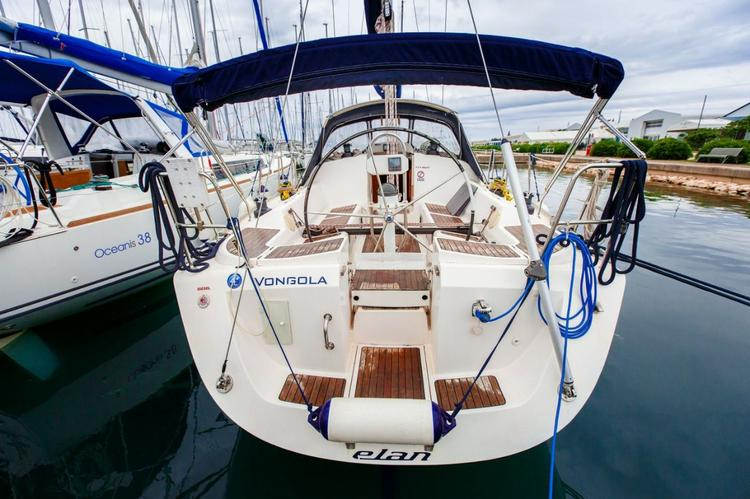 Elan Marine's 40.0 feet in Zadar region