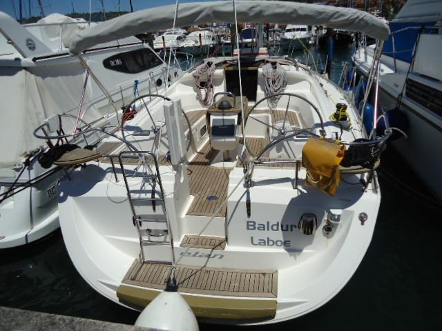 Enjoy Primorska  in style on our Elan Marine