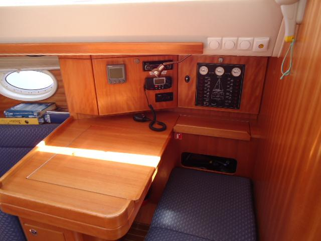 Discover Primorska  surroundings on this Elan 434 Impression Elan Marine boat