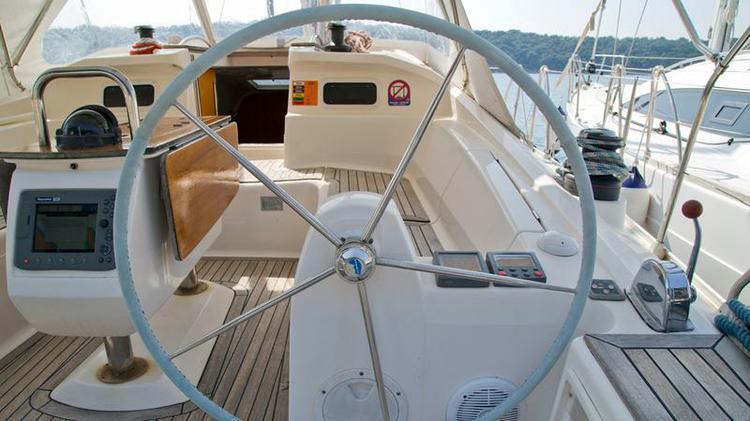 Boat for rent Elan Marine 43.0 feet in Yachtclub Seget (Marina Baotić), Seget Donji,